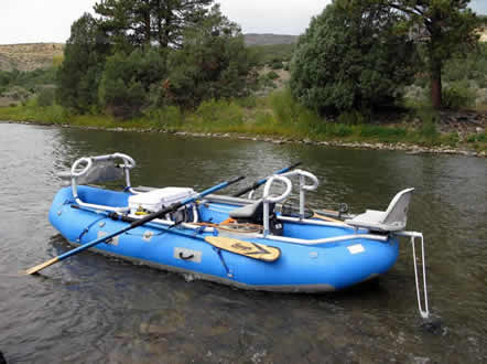Fall raft and cataraft sale for Fly fishing raft