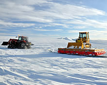 indstrial sled tubes for antarctica & greenland