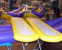whitewater inflatable kayaks